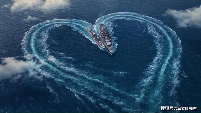 钢铁战舰秒变萌系舰娘?舰长们爱了,一起冲向战舰世界