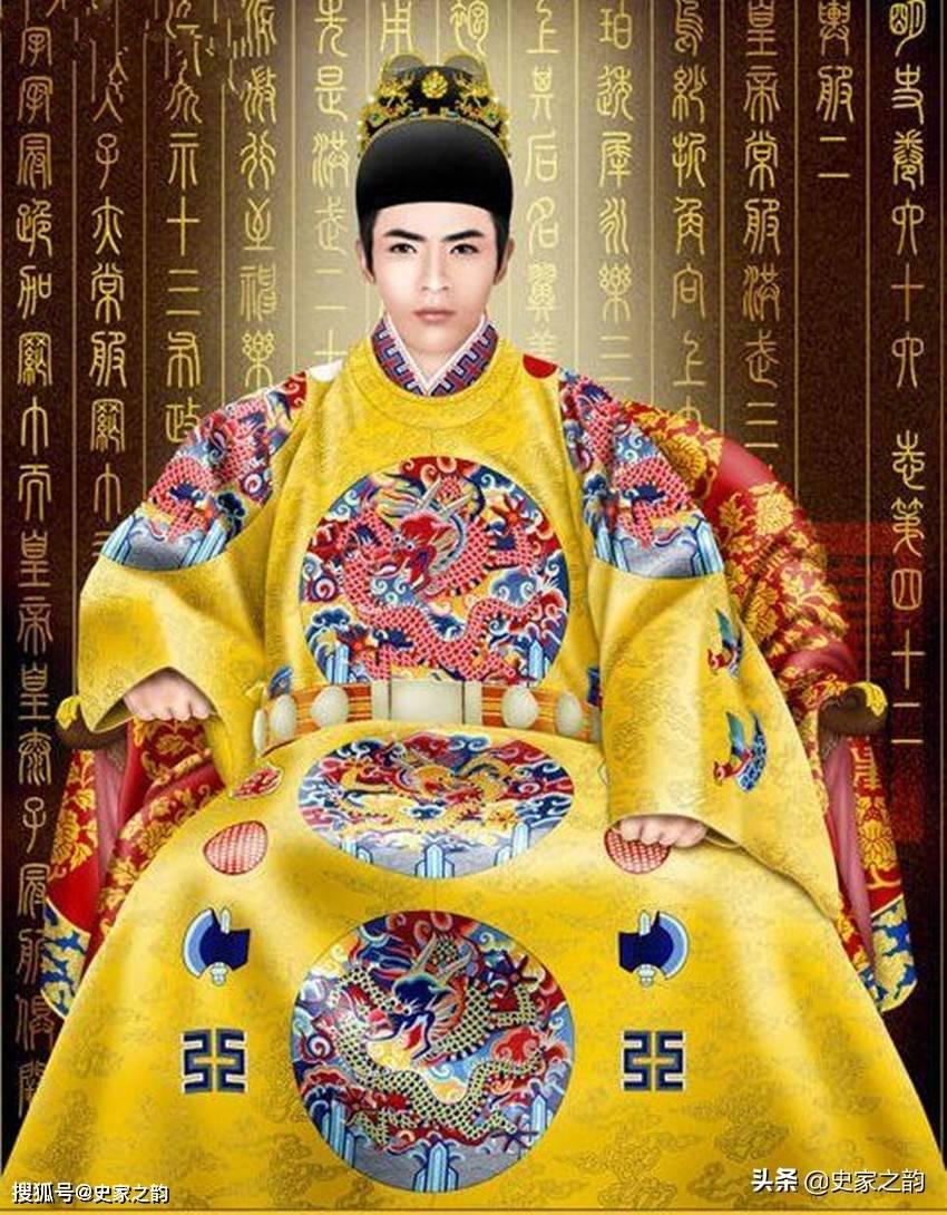 中国古代近500位皇帝,但仅有他们三位,堪称千古一帝  中国有几个千古一帝