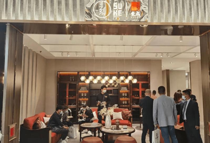 专研东方简奢美学丨东成素刻全面招商,邀您共赢中式家具市场