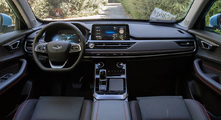 小型SUV中的佼佼者 全新一代瑞虎5x和CS35PLUS为何受追捧