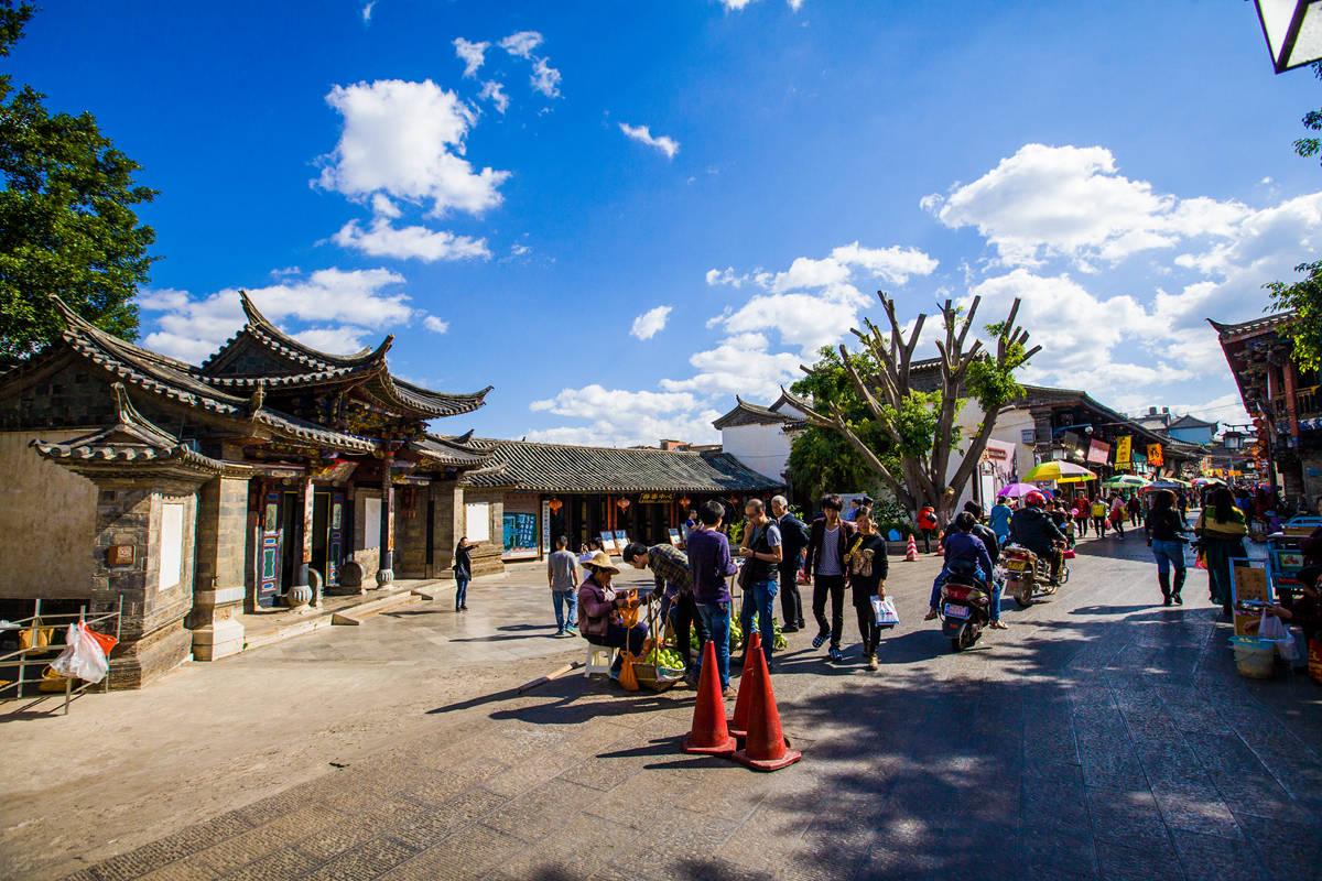 """云南那么大,最适合""""旅居养老""""的还是这4座小城,你去过吗?"""