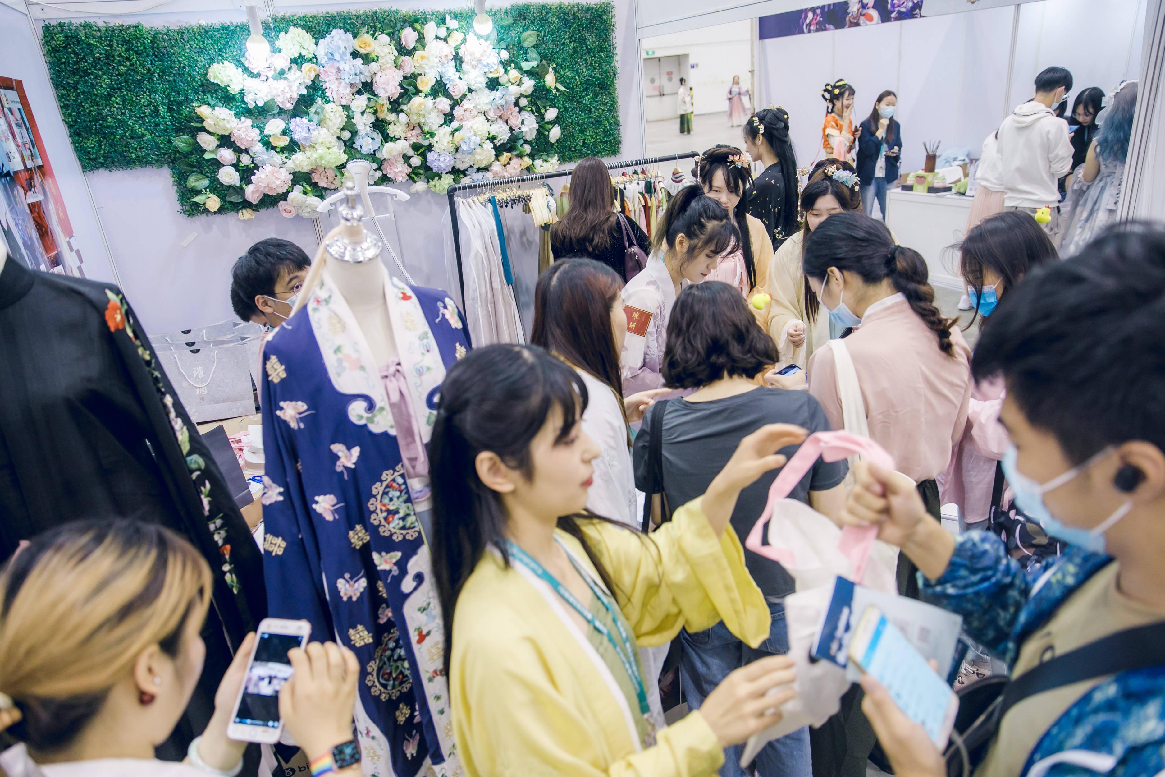 苏州第三届CG国风动漫节来了 五一齐聚阳澄电竞馆! 展会活动-第10张