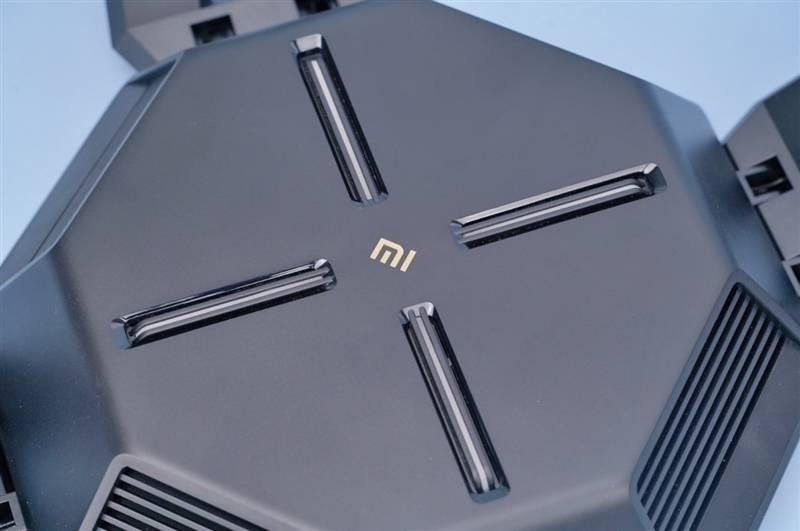 小米AX9000路由器评测:三频12天线 USB再无遗憾 999元的照片 - 10