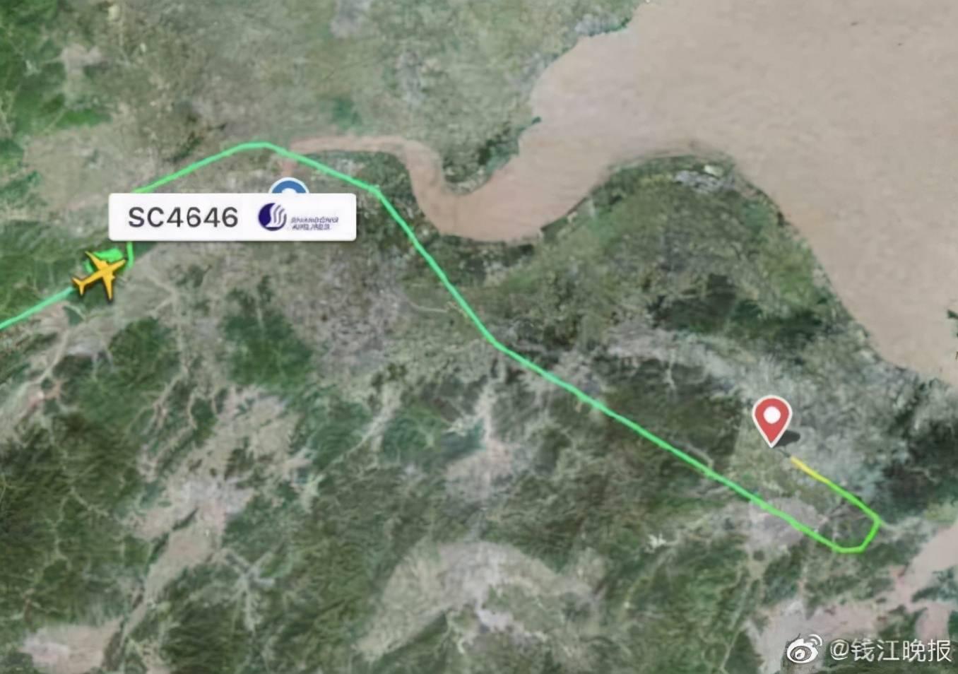 """杭州萧山机场出现""""不明飞行物""""!多架飞机延误或备降,会是啥?  第6张"""