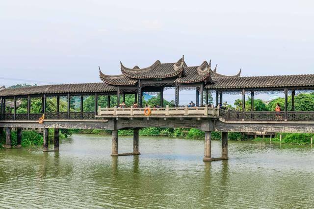 广东有个超值得去逛的园林,一山一水一庭院,亦诗亦画亦休闲!