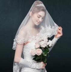 心理测试:你结婚会戴哪个头纱?测你会遇到什么样的婆婆?