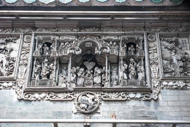 佛山旅行去哪?这里是古色古香的岭南圣域,有独一无二的建筑风格