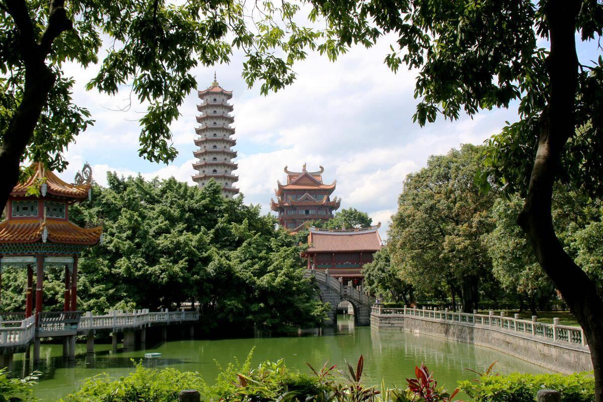 原创             名列福州五大禅林之一,全年开放,旅游四季皆宜