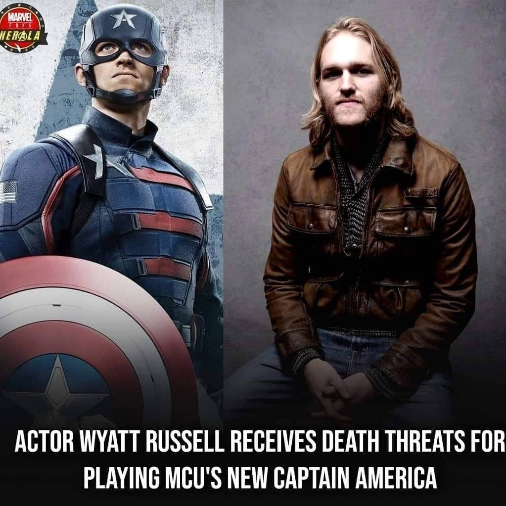 新版美国队长引争议,演员遭受死亡威胁,网友:演技好也有错吗?_猎鹰