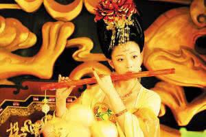 古代四大美女之一杨玉环为什么没有当上皇后