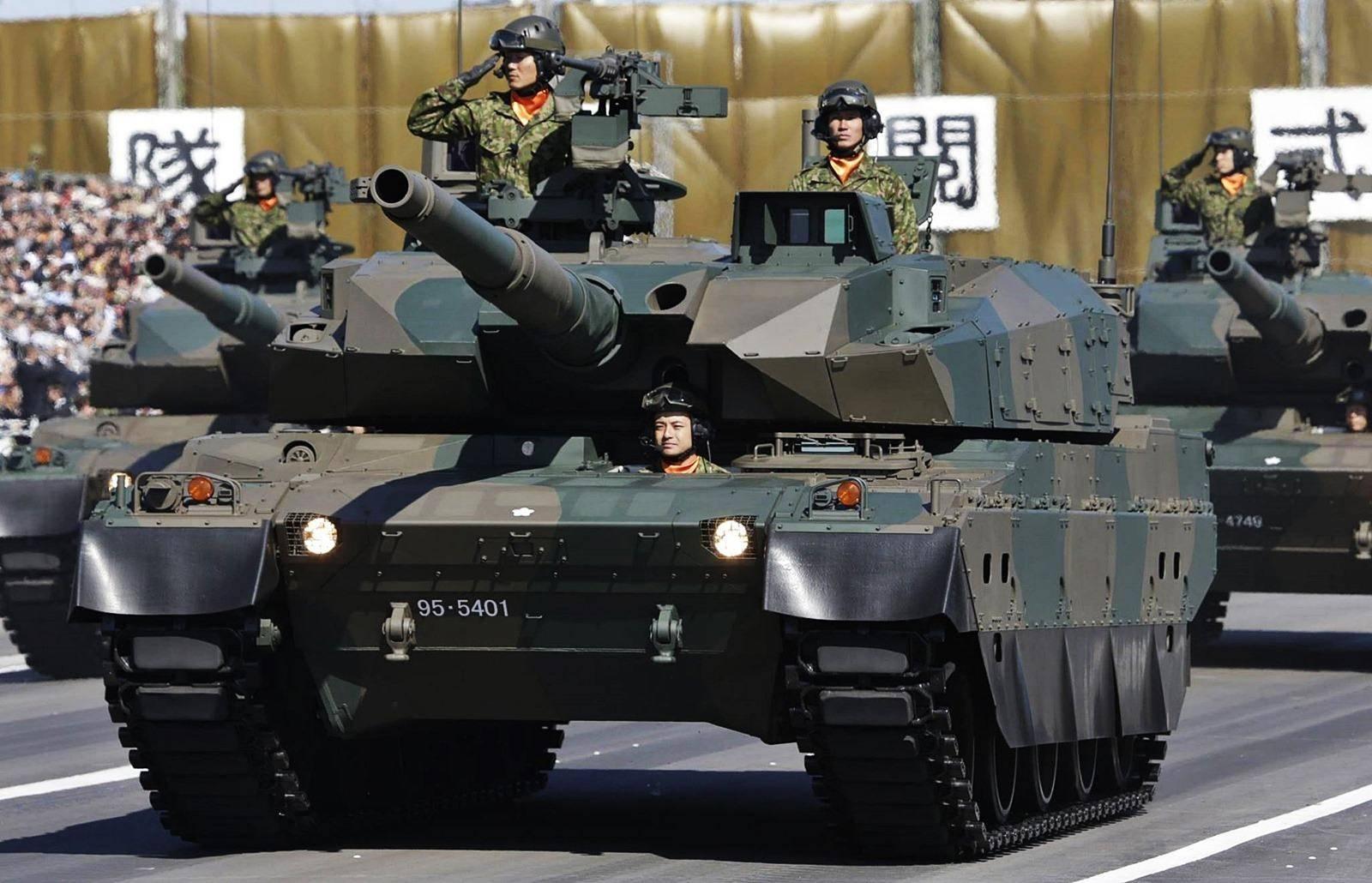 精致细腻!TK-X 10式主战坦克使用大量最先进科技,世界排名一直很高