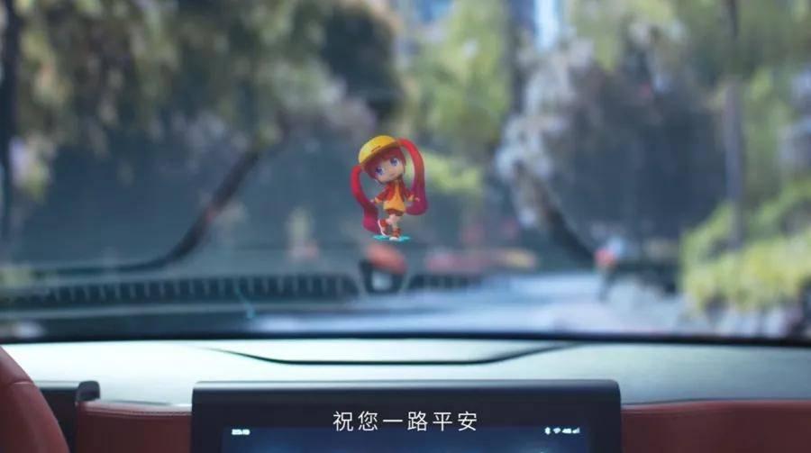 原创             智能座舱终于有了新鲜玩法,钢铁侠中的场景已经上车了