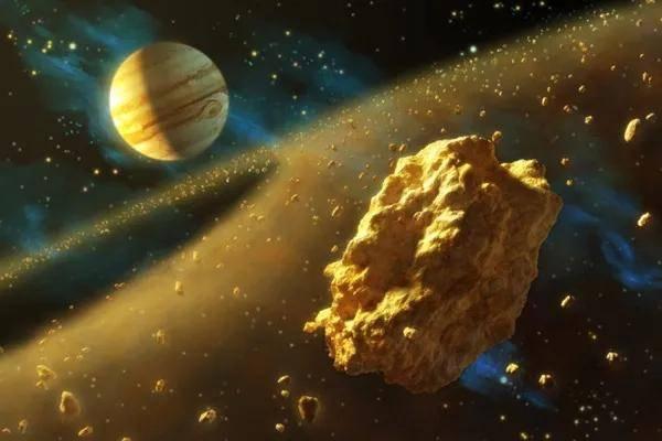 小行星带是被毁行星的遗迹?