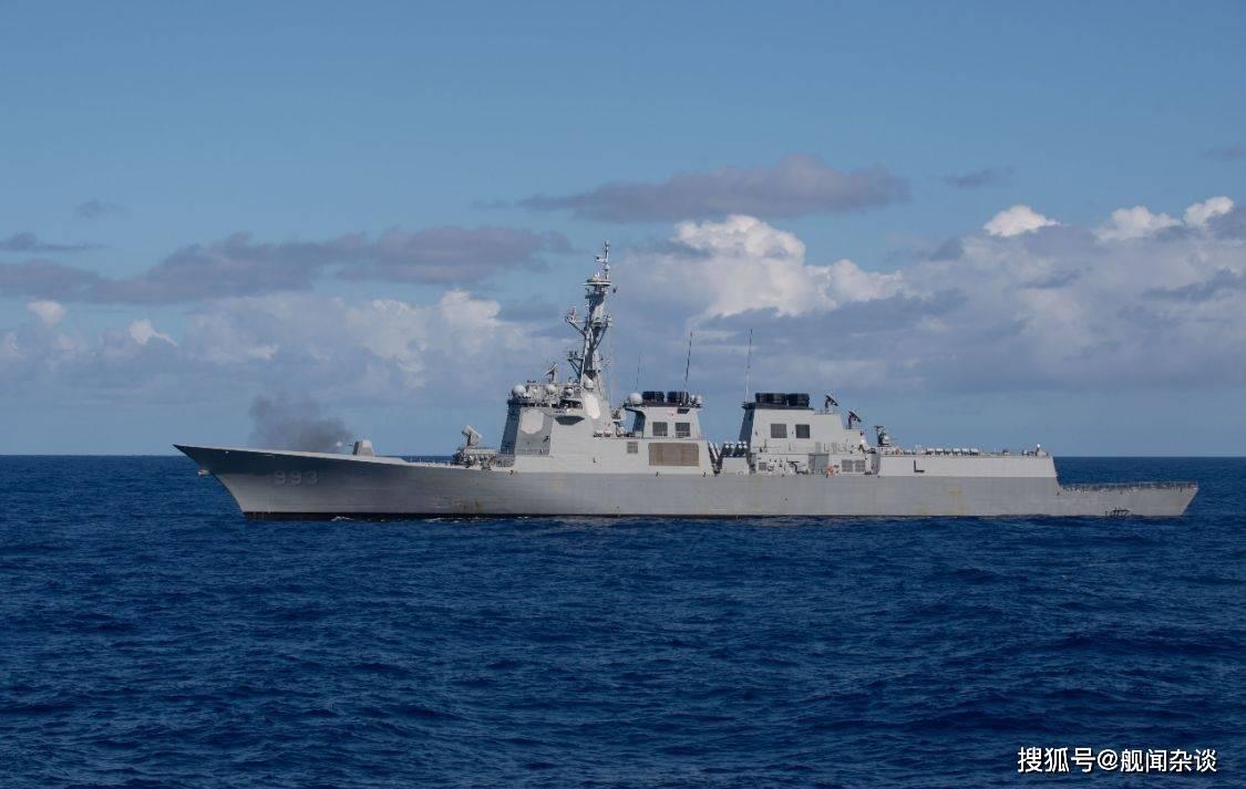 搭载新垂发、高超音速导弹—失踪大王驱逐舰后