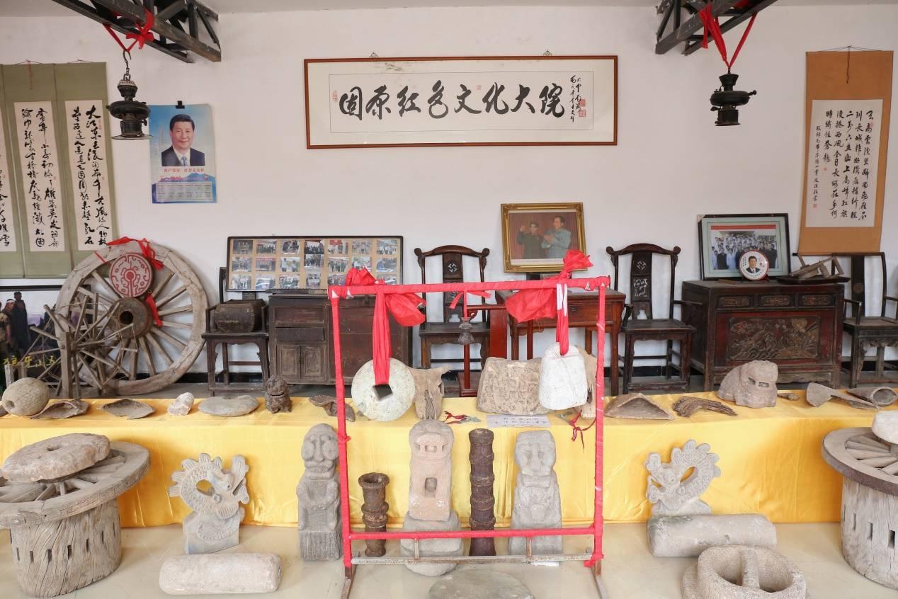 宁夏固原:歌唱时代主旋律 助力山村红色旅游插图(1)