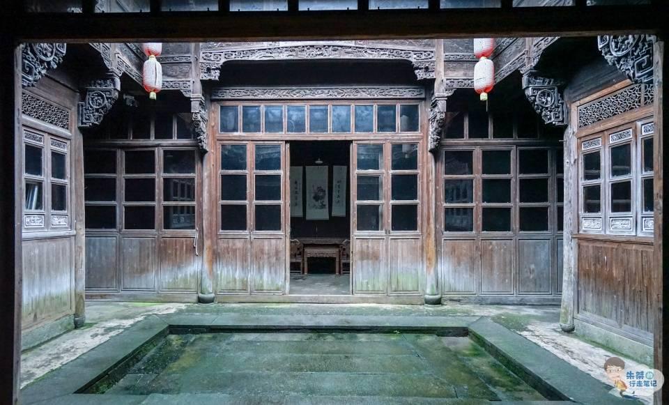原创             桐庐知名度最大的古村,因水系而出名,《远方的家》为其专题报道