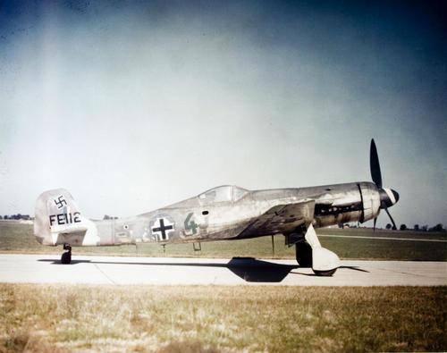 二战Ta-152战斗机:活塞式战机之王,德意志空军最