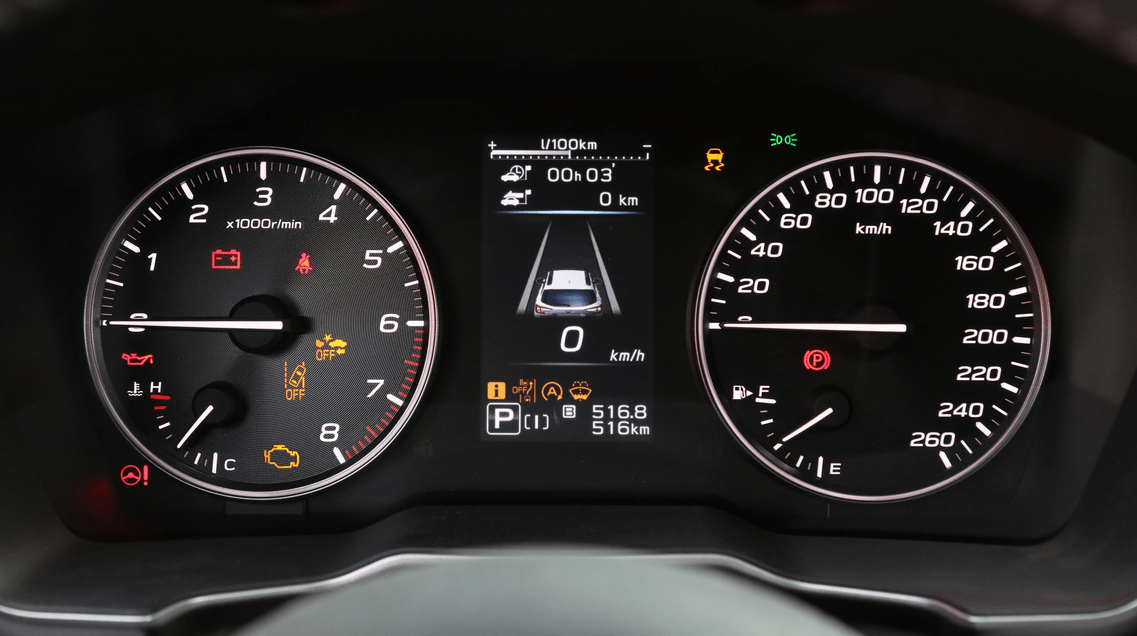 2.5L自吸+全时四驱,31.28万元起售,新一代斯巴鲁傲虎亮相上海车展