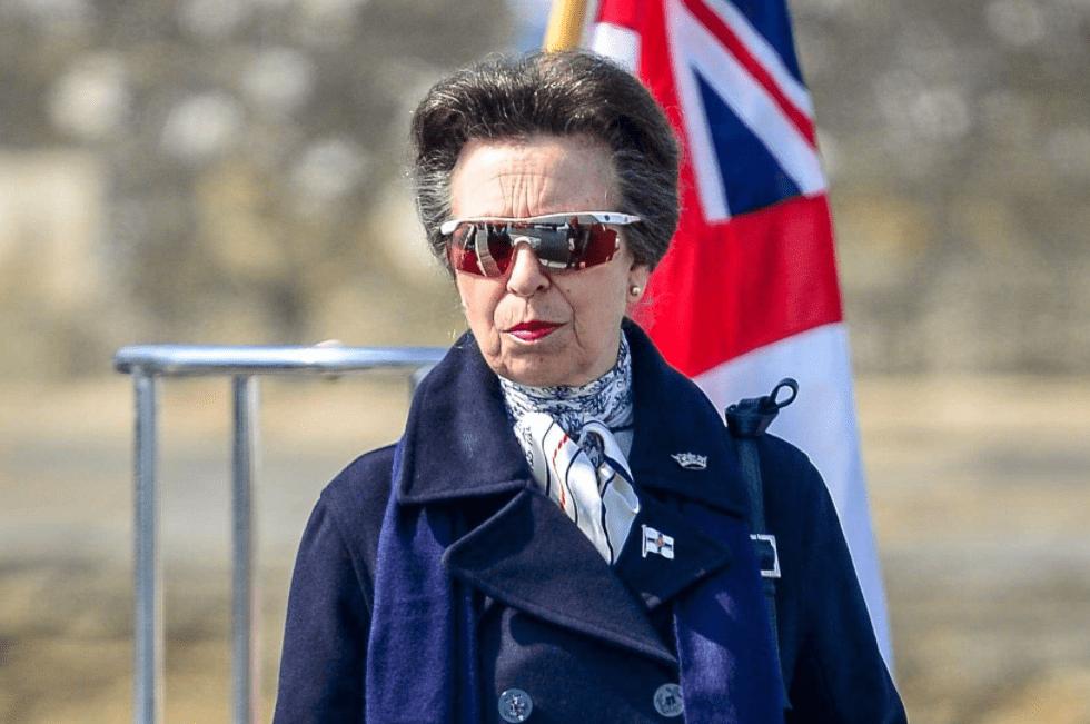 英国的长公主是国王的长女,只册封了七代,与中国