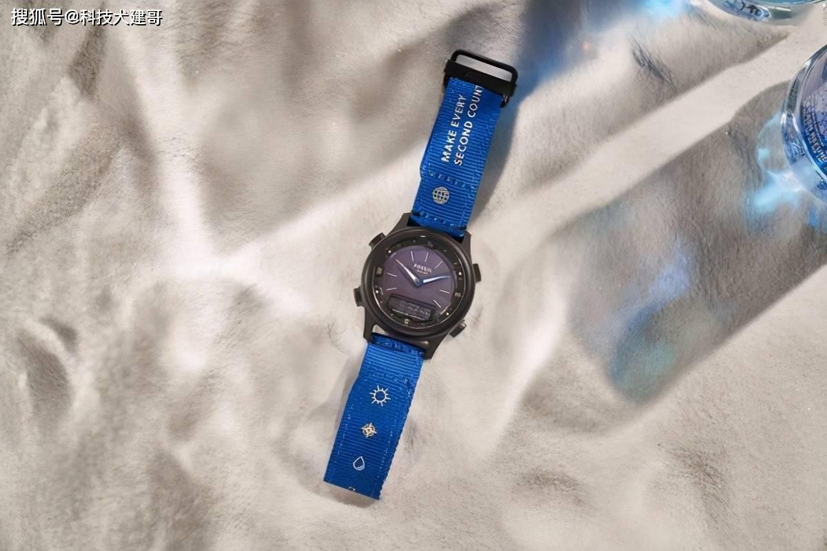 FOSSIL开卖第二代SOLAR太阳能系列限量版腕表; AirTag配件开售