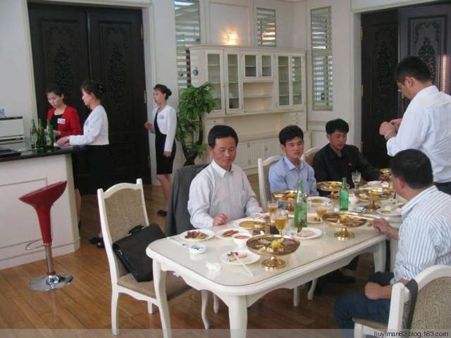 很多朝鲜百姓梦想吃到这种东西,但是需要凭票才能吃到