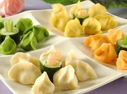 心理测试:假如很饿,你会吃哪盘饺子?测你2021年的幸运指数  第3张