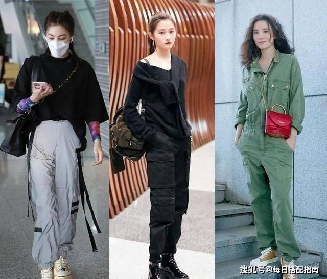 原创             比阔腿裤更帅气、比牛仔裤更个性!今年流行的这条裤子,超时髦