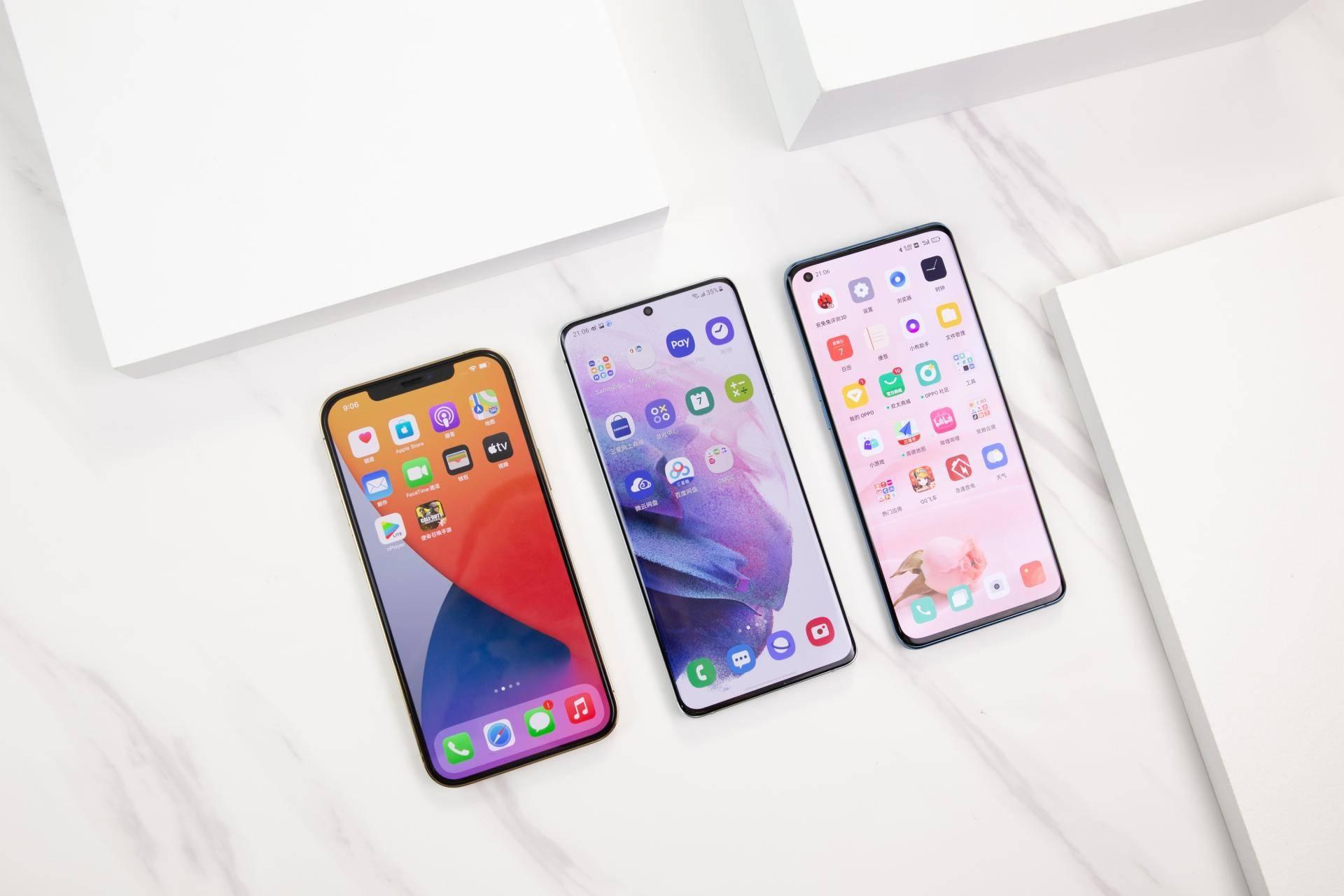 热门旗舰横评:当国产品牌OPPO遇上苹果三星,谁能笑到最后?
