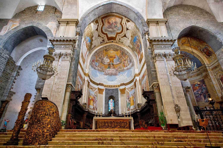圣阿加莎大教堂