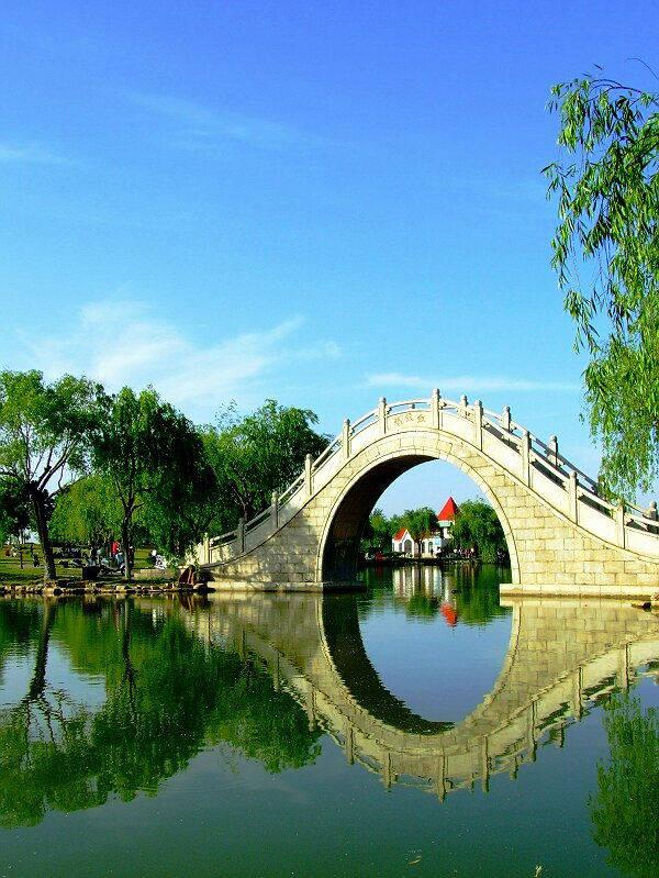 心理测试:4座桥,哪一座的风景最美?测今年你会在哪方面走大运  第2张