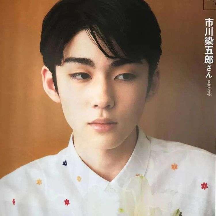 日本最美的歌舞伎是名男子?出生名门的贵公子,藤间斋的时尚之路