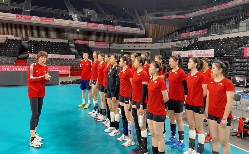 东京排球挑战赛直播:中国女排vs日本女排 中国姑娘们蓄势待发!