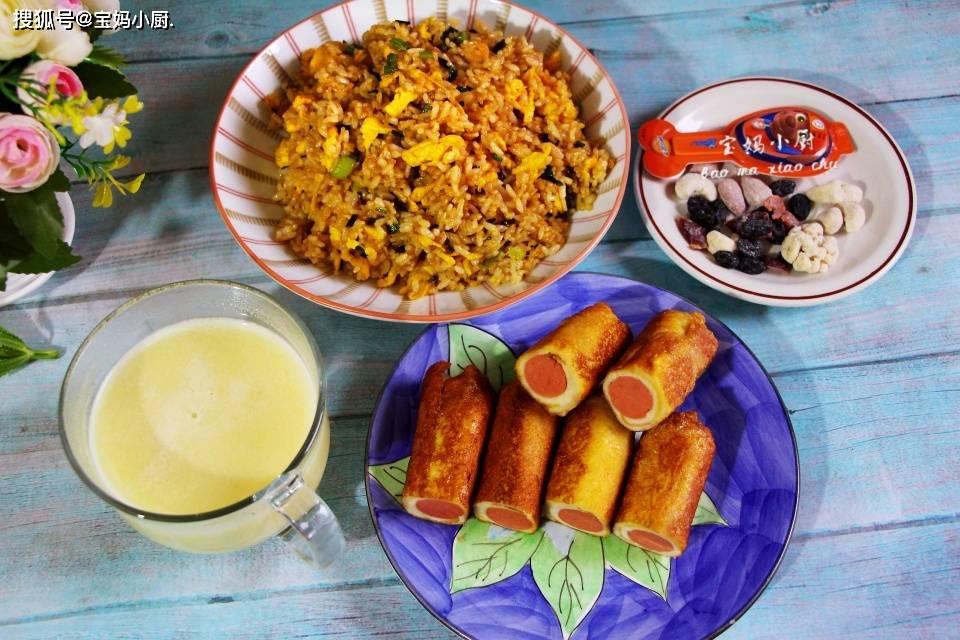 春日5天早餐分享 营养丰富还实惠 吃着健康胃里舒服-家庭网