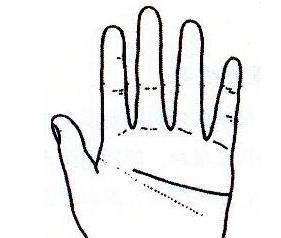 """秘传手相古相法精解:手相""""感情线""""、详细图文解析、值得收藏!  第18张"""