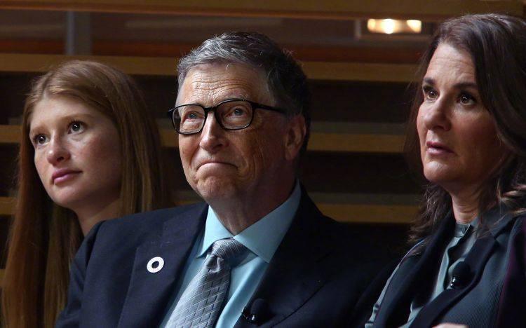 男女不平等,担心彼此杀了对方,比尔盖茨离婚背后是一地鸡毛