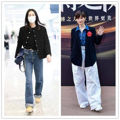 """今春""""阔腿裤+运动鞋""""又火了,这些搭配细节不注意,难逃廉价感"""