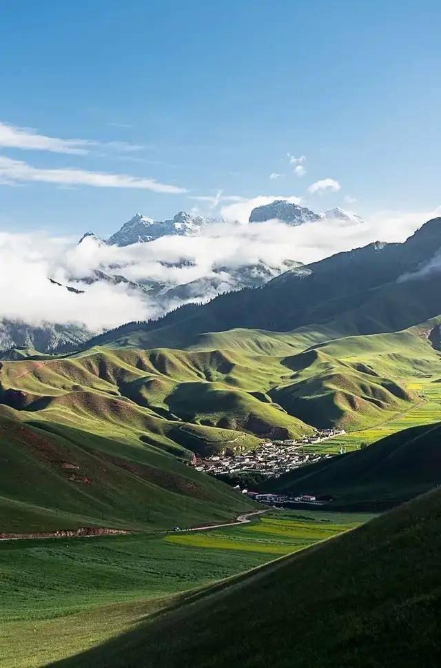 20个西藏最值得去的地方,长在心里的人间天堂,少去一个都可惜