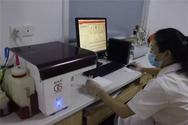 长沙中科白癜风医院成为首家引进美国流式细胞仪