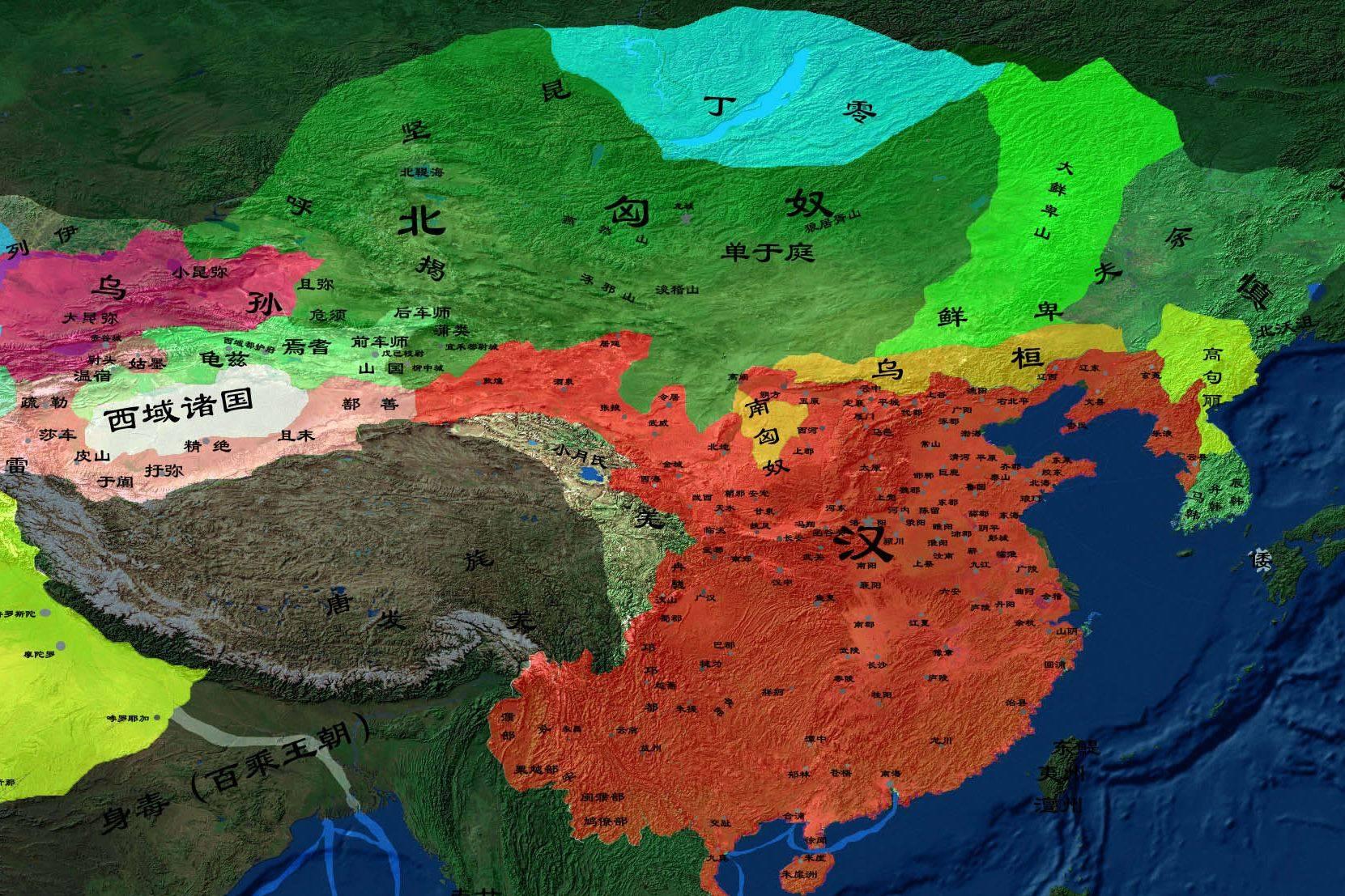 外蒙古石崖上发现中国古代汉字,历史学家解读后深有感触