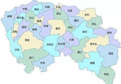 东莞gdp瞒报_东莞2020年各镇街GDP基本披露,前五强还是这五个