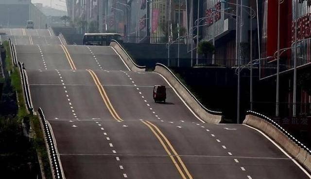 公路,让你的汽车飞一会,不再是神话