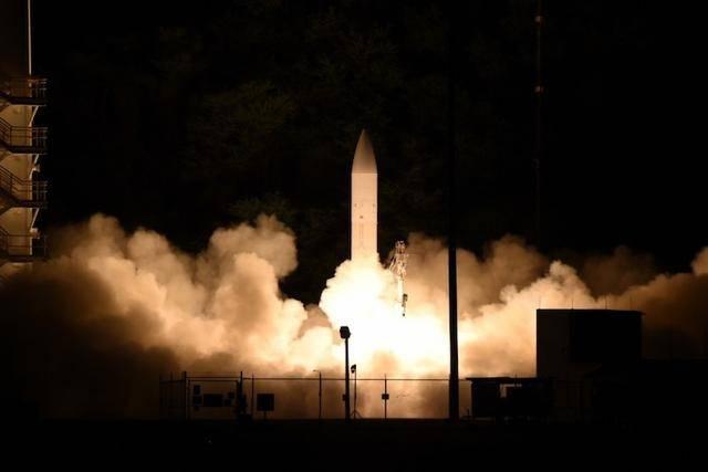 反導底氣不足,美國研制高超彈,才測試發動機,還未成功就已落后