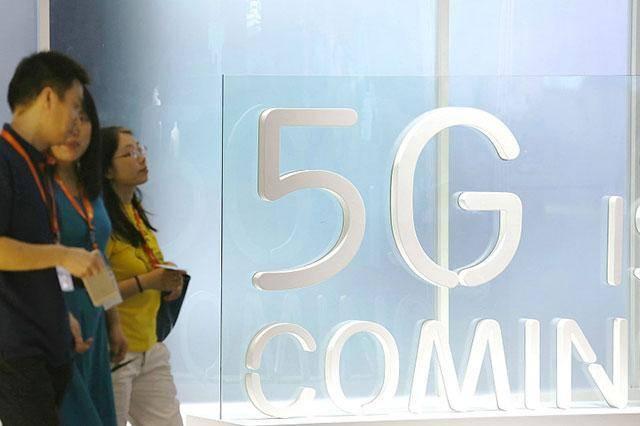 """中兴、华为带头冲锋,中国5G领先世界,美国人却在用""""假5G""""_建设"""