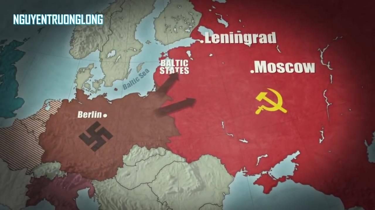 二战时期,德国东线战役有多恐怖?答:苏联可不是吃素的