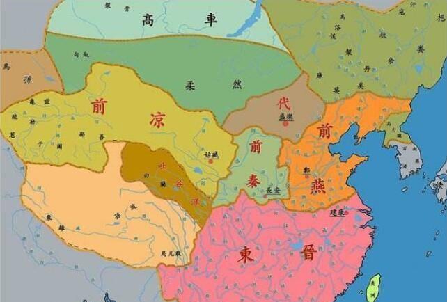中国各个朝代人口有多少?