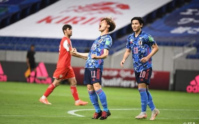 日本队4-1!狂轰41球仅失1球!好消息:中国队离出线又近了一步                                   图3