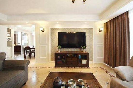 客廳裝修別裝電視牆了,如今越來越多人用它替代,太聰明瞭