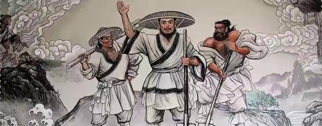大禹,人文始祖,他是怎樣完成治水的?他與塗山氏的愛情悽婉動人