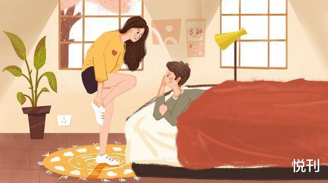 一个女人,主动和你做这些事情,多半是爱上你了