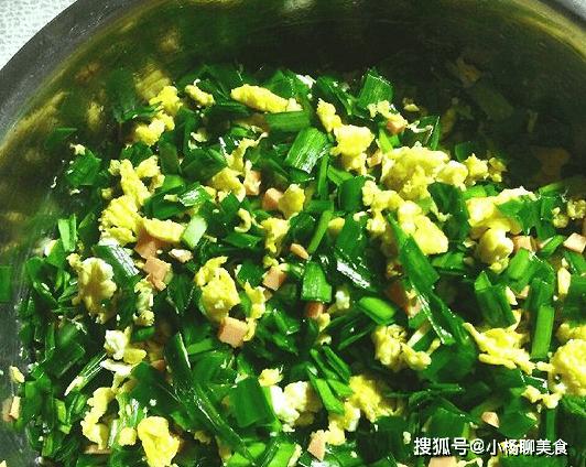原創             拌韭菜雞蛋餡,「忌諱」兩種食材,許多人愛放,難怪味道不好